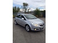 2007 (57 reg) Vauxhall Corsa 1.4 sxi LOW MILES 55K MOT 1YEAR CHEAP RUNNER