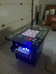 NEW 60 in 1 Arcade Game. Cocktail Table Arcade Classic Games