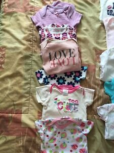 Baby Girl Clothing 3-6m
