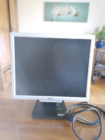 "Acer 16"" monitor (free)"