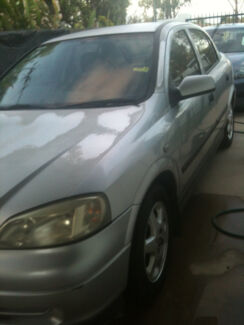 2002 Holden Astra Sedan Aitkenvale Townsville City Preview