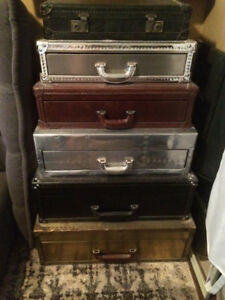 Muse & Merchant luggage dresser