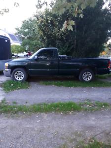 2003 GM Sierra Pick Up