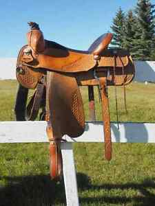 Reining \ Pleasure Saddle