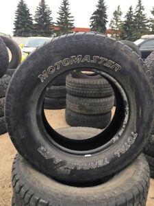Motomaster Total Terrain A/T2 245/70 R16 (Set of 4)