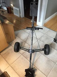 Tour Select 830 Aluminum Golf Cart