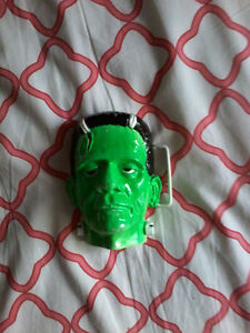 Frankenstein Belt Buckle