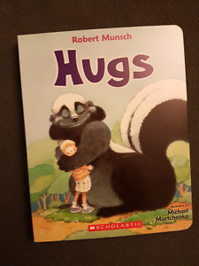 Hugs - Robert Munsch (Board Book)