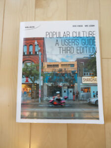 Popular Culture: A User's Guide Third Edition