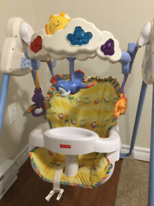 Fisher-Price Flutterbye Dreams Swing