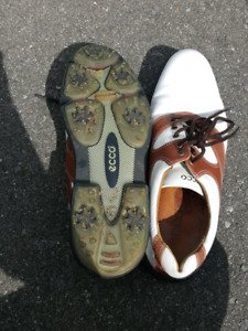golf shoes, ECCO