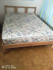 IEAK double bed for sale