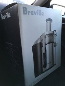 Breville IKON Juice Fountain with Box