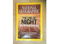 National Geographic magazines *Free