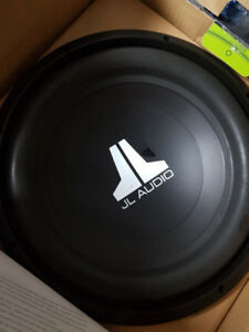JL Audio 12W0v3 - Damaged Subwoofer