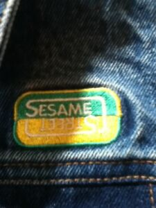 Sesame Street Jean Jacket in St Thomas London Ontario image 5