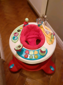 Mother care play Walker