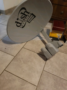 5.00 dish network satellite dish 5.00
