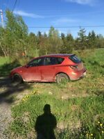 2004 Mazda 3 AS IS