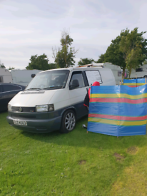 T4 transporter campervan