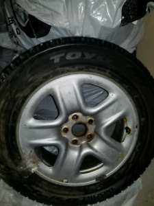 Pneus / Tires - Toyo Observe GSI 5- 225/65r17
