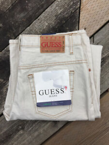 Brand New With Tags Mens Guess Jeans