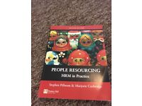 People resourcing book