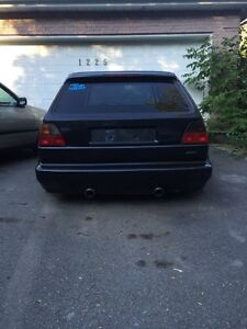 Golf 1992 4x4 vr6 turbo stage 2