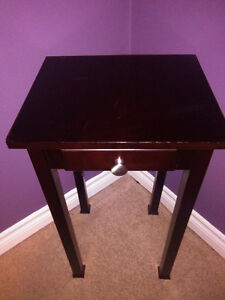 Small side table with drawer. Kingston Kingston Area image 2