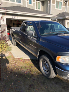 2002 Dodge Ram 1500 SLT 4x4 Not Safetied