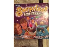 Surprise egg maker