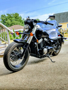 2011 Honda Shadow Phantom 750