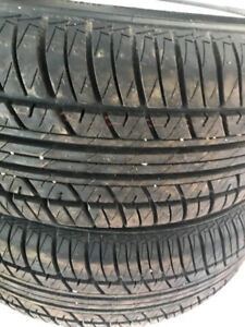 P195/60 R15 Tires and Rims