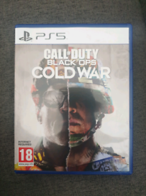 Call of Duty Cold War (PS5)