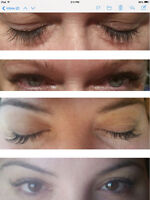 HAIR MAKE UP AND LASH EXTENSIONS AT HOME BEST PRICE 50$!!