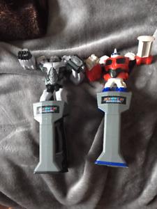 Transformers Battle Masters Figure Set