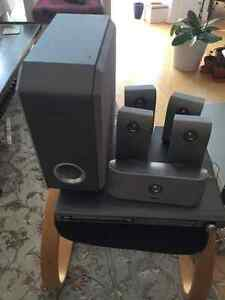 Philips HTD3410 DVD Home Theater System West Island Greater Montréal image 1