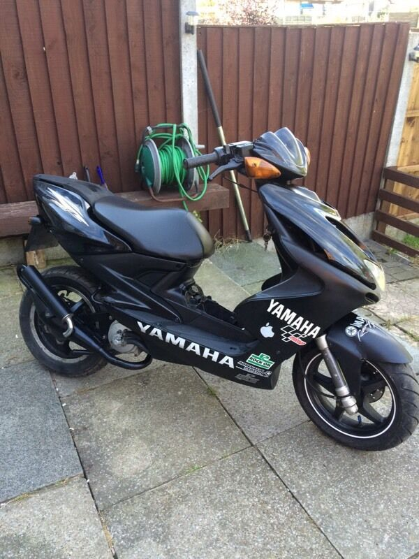 Yamaha Aerox Gumtree