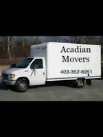 Acadian Movers---403-352-6951