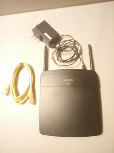 Wi-Fi router Linksys EA6100, latest firmware