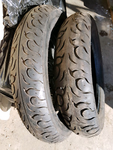 IRC Wild Flame Tires-reduced