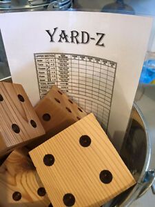 THERE BACK!!!! Yard-Z the fun outdoor game for all occasions!!