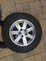 2008 Jeep Grand Cherokee Wheels and Tires