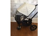 Bugaboo Chameleon Limited Black/Off White Edition
