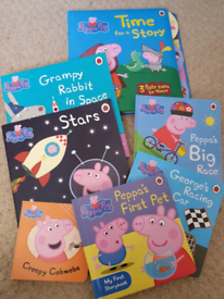 Peppa pig books