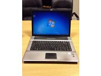 HP compaq 6720s laptop - 2GB RAM - 120GB HARDDRIVE - fully working