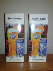 Belgian Moon Glasses