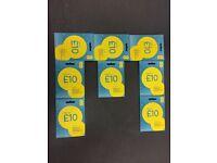 Ee/vodaphone/orange/tmobile/lebara/lyca/3g sim gold platinum card 30