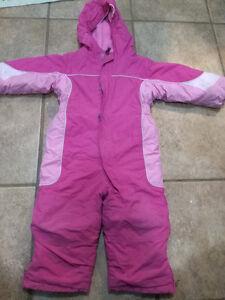 One piece LL Bean Snowsuit