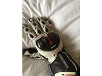 RST LEATHER GLOVES